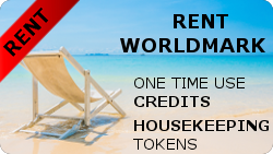 Buy or Sell WorldMark Credits and/or Housekeeping Tokens